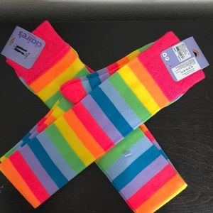 NWT Over the Knee Socks